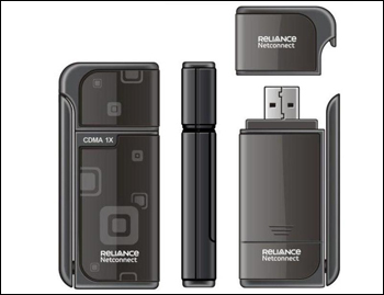 Reliance USB Internet Modem