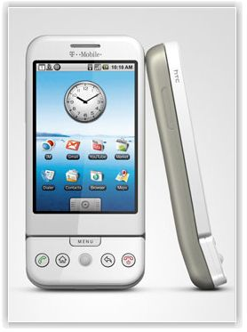 T-Mobile G1 by HTC