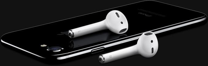 Apple Airpods wireless earpods